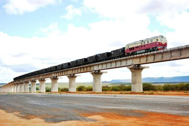 Impact and Benefits of the Standard Gauge Railway in Kenya