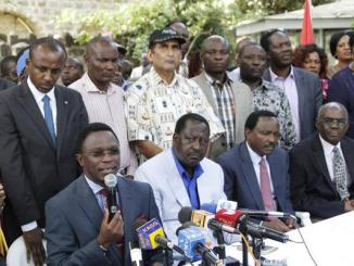 Tragedy! Another CORD politician found dead in a lodging
