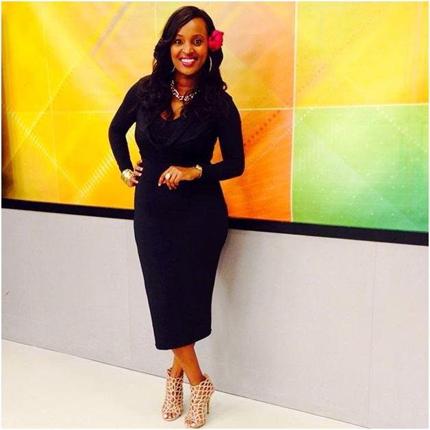 LILLIAN MULI and KOBI KIHARA fight over who is the Hottest girl on TV