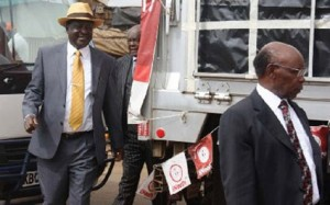 Major Fallout between RAILA ODINGA and SK Macharia of Royal Media Services