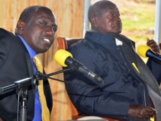 Museveni reveals why the 400 billion pipeline cannot pass through Kenya