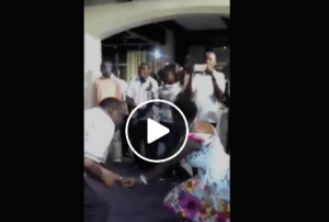 Video of Speaker Ekwe Ethuro, Justin Muturi, Jimmy Angwenyi dancing