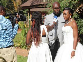 Betty Kyallo - Biography, Marriage, Wedding, Photos, Dennis Okari, Divorce, Separation, Age, KTN, Education, Parents, Family, children, Career, Salary, wealth, Photos