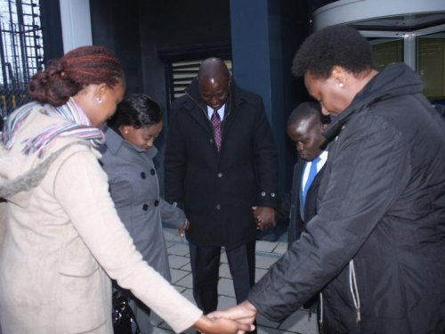 Joshua Arap Sang - Acquitted ICC Trial, Kenya ICC case, Hague, Biography, William Ruto, Marriage, Family, Wife, children, Education, Business, Career, Photo