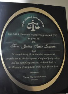 Justice Isaac Lenaola - Biography, High Court, Judge, Wife, Family, Wealth, Bio, Profile, Education, Children, Son, Daughter, Age, Judicial Career, Business, Video, Photo