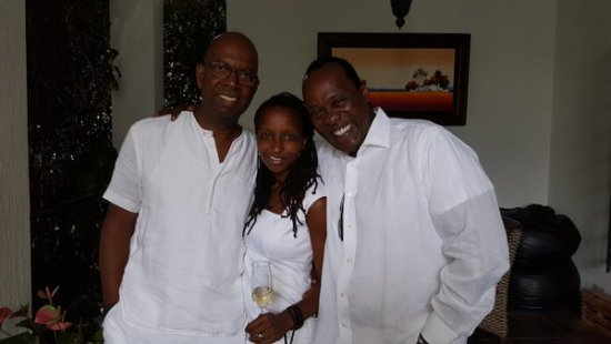Wambui Kamiru - Biography, Marriage, Bob Collymore, Divorce, Photos, Family, children