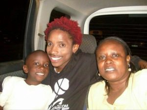 Eric Omondi Shows Off His Foster Mother Who Took Him Up And Paid His Fees At Daystar University