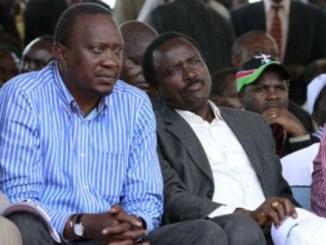 Kalonzo Musyoka invites Uhuru Kenyatta to Ukambani