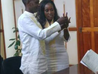 Wilson Sossion Marries Vivian Kenduiywa In a Wedding in Bomet