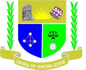 Jaramogi Oginga Odinga University of Science and Technology Courses offered Certificate, Diploma, Degree, Masters, PhD, Postgraduate, Doctor of Philosophy