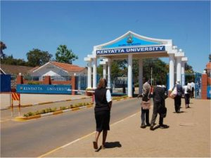 Kenyatta University Student Login Portal, portal.ku.ac.ke, Registration