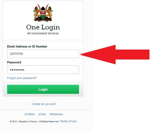 NTSA eCitizen - How to apply for Provisional driving license NTSA Kenya