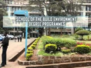 UON College of Architecture and Engineering Courses, Fee Structure, Admission Requirements, Degree, Masters, PhD, Diploma Certificate
