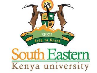 South Eastern Kenya University Courses Offered, SEKU Student Portal Login