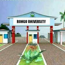 Rongo University KUCCPS Admission Letters 2019 Download