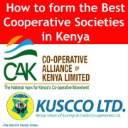 Best way to help Kenyan Farmers Through Cooperative Societies in Kenya