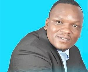 Joshua Kivinda Kimilu Kaiti Constituency MP