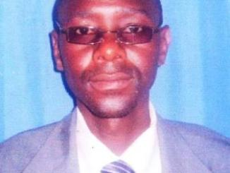 Vincent Kemosi Mogaka West Mugirango Constituency MP