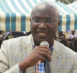 Wycliffe Wafula Wangamati