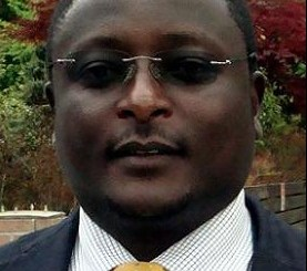 George Khaniri Vihiga County Senator