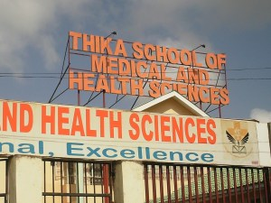 Thika school of medical and health sciences