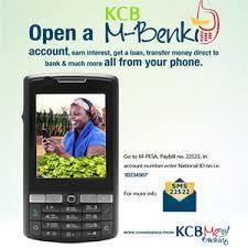 KCB Mobile Banking