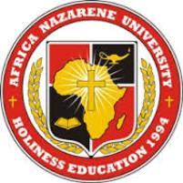 Africa Nazarene University Courses