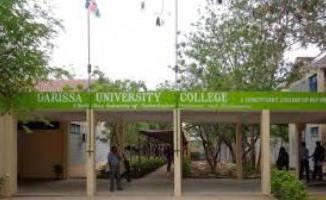 Garissa university college Courses