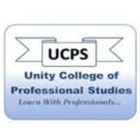 Unity College of professional Studies Courses
