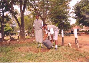 A.I.C Kinoi Girls Secondary School