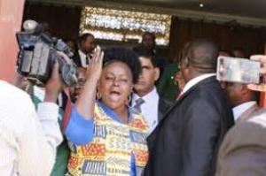 Millie Odhiambo's bodyguard killed during poll chaos
