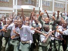 Miu Boys Secondary School
