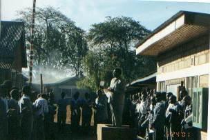 Karaene Mixed Day Secondary School
