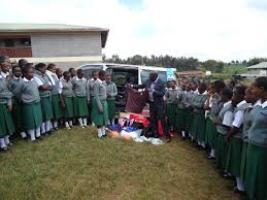 St. Anne Nzoia Girls Secondary School