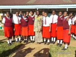Kiburia Girls Secondary School