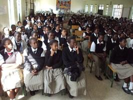 Wenje Secondary School
