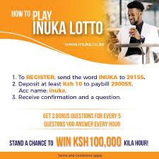 inuka lotto