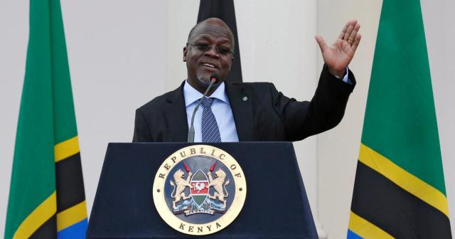 COVID denier, Tanzania President JOHN POMBE MAGUFULI, admitted to the Nairobi Hospital with Covid-19 related complications – LOOK!