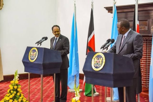 Somalia in shock as UHURU's Govt makes unexpected move thanks to the no-nonsense CS FRED MATIANG'I as diplomatic relations between the two countries go south