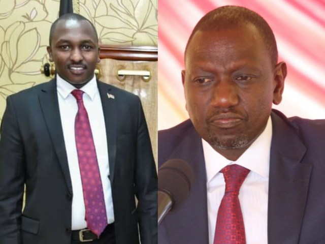 Shock as it emerges that the late KENEI knew something bad was happening in RUTO's office and requested to be transferred twice but was denied the transfer