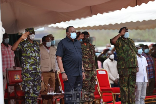 Shock as it emerges that UHURU is not planning to leave State House anytime soon after 2022 – RUTO's man drops a bomb and RAILA is in panic