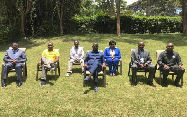 Raila Odinga Officially Announces That He Will Be On The Ballot Come 2022