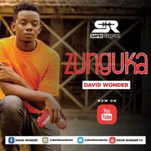 David Wonder - Zunguka