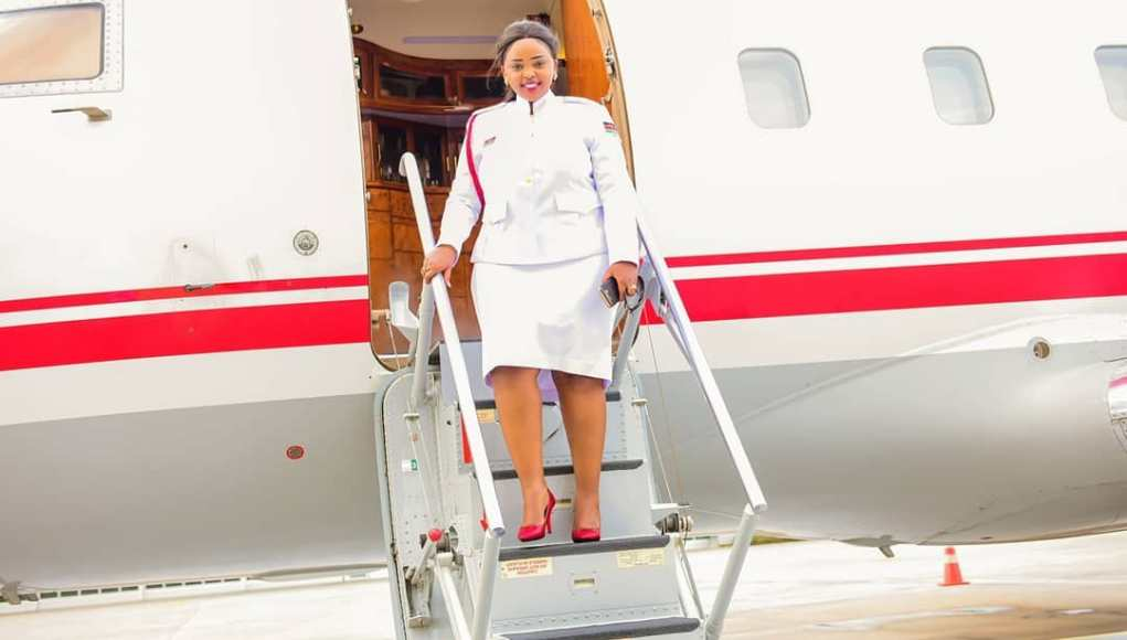 , Why I Bought a Private Jet – Rev Lucy Natasha