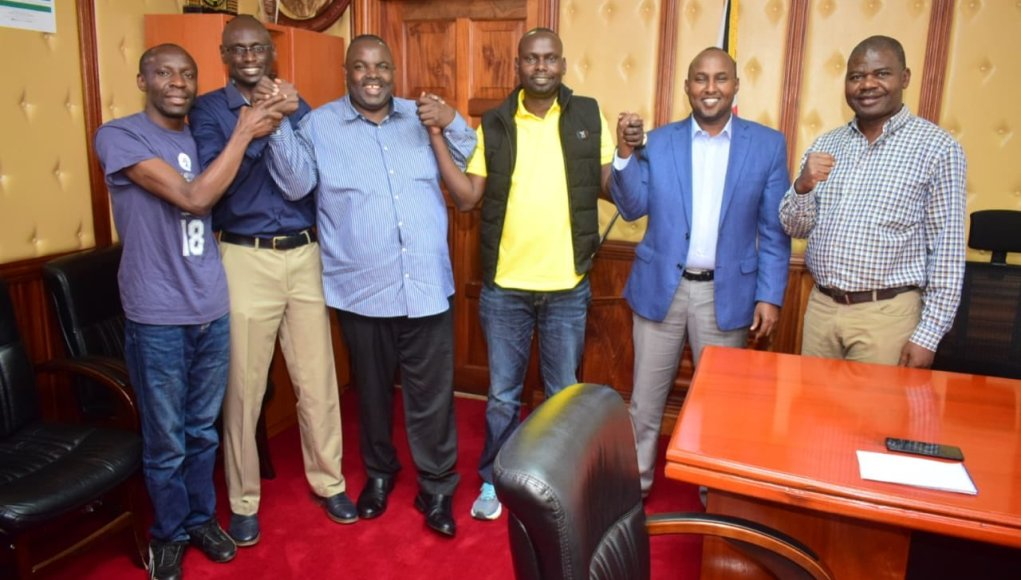 , ODM Party MPs Meet to Lay Strategy for Imran