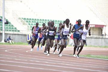 , Little-known Kibet Floors Giants in 5000m Race to Book Doha Ticket