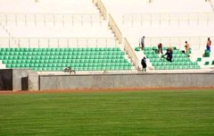 , The new look Nyayo national stadium