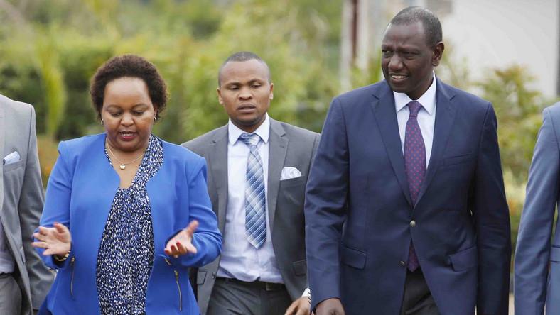 , Ruto Fires Back at Waiguru Over Kikuyu Presidency Remarks