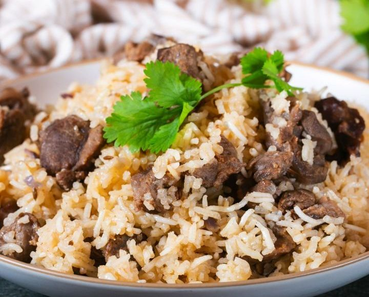 , This Is the Easiest Pilau Recipe Ever