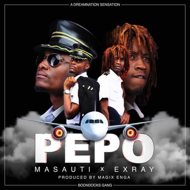 Masauti Ft Exray - Pepo